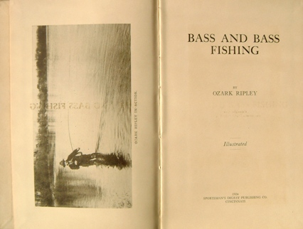 『Bass and Bass Fishing』